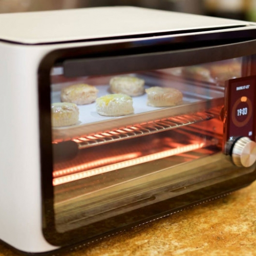 The Intelligent Oven