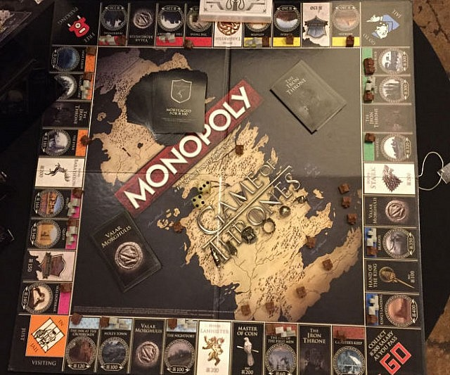 monopoly game of thrones im buying this. Black Bedroom Furniture Sets. Home Design Ideas